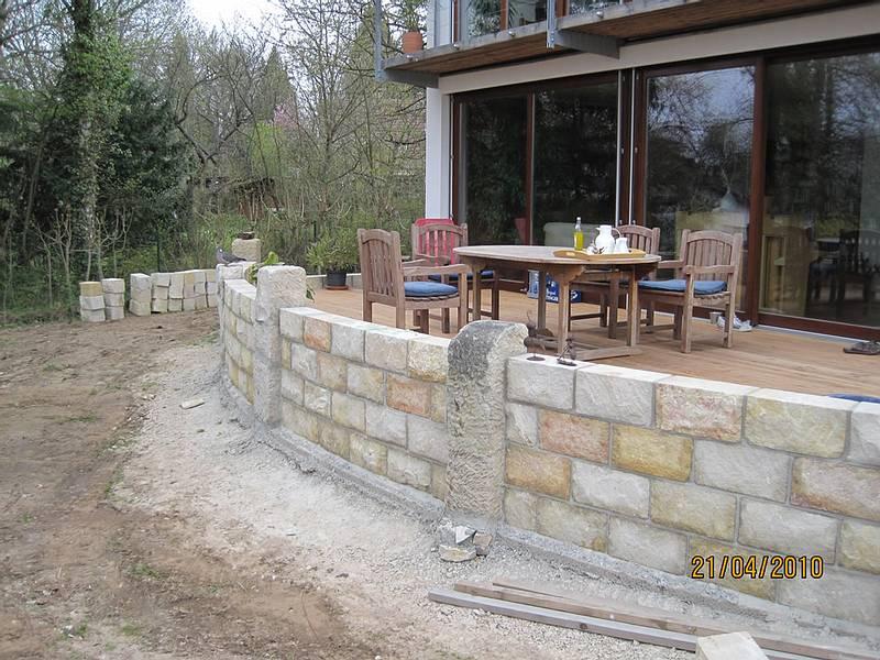 Coburg Naturstein Granit Basalt Muschelkalk Sandstein Uwe Knauer