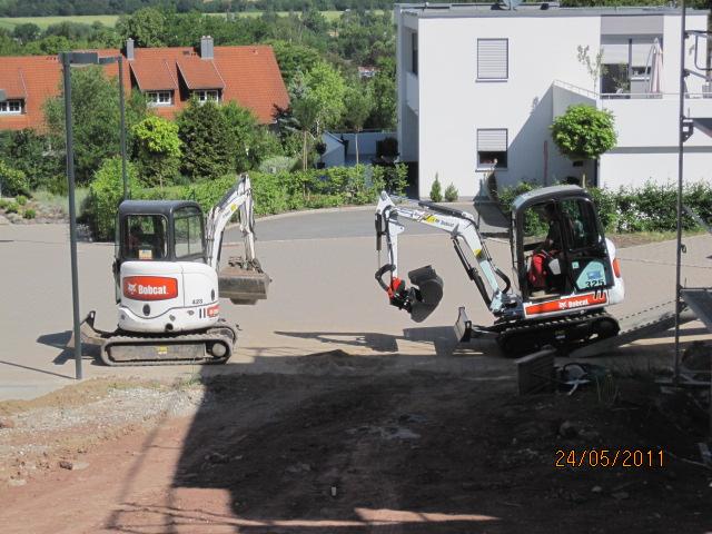 Coburger firma uwe knauer gartenbau landschaftsbau team maschinen coburg - Garten und landschaftsbau coburg ...